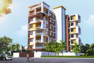Gallery Cover Image of 761 Sq.ft 2 BHK Apartment for buy in Excel Radhe Pride, South Dum Dum for 3425000
