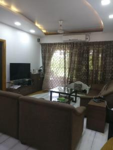 Gallery Cover Image of 1470 Sq.ft 3 BHK Apartment for rent in Kopar Khairane for 35000