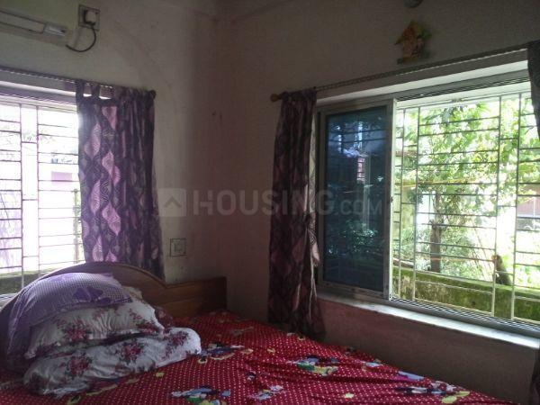 Bedroom Image of 480 Sq.ft 1 RK Independent Floor for buy in Garia for 1200000