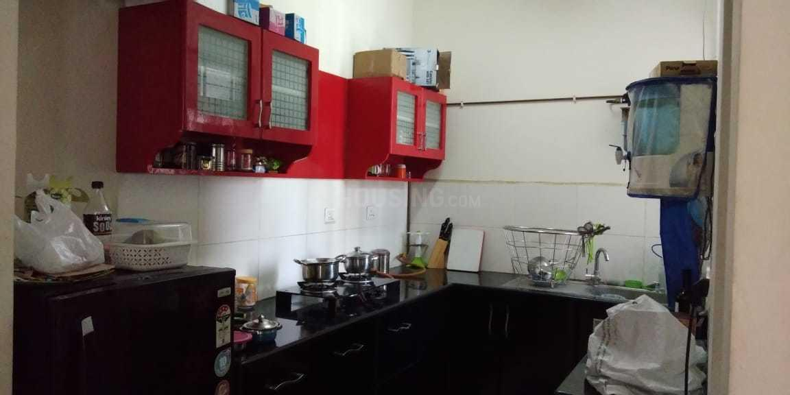 Kitchen Image of 1150 Sq.ft 3 BHK Apartment for rent in Oragadam for 14950
