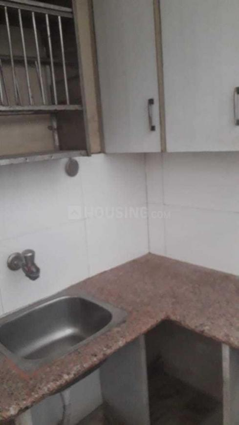 Kitchen Image of 350 Sq.ft 1 RK Independent Floor for rent in Sector 21D for 7000