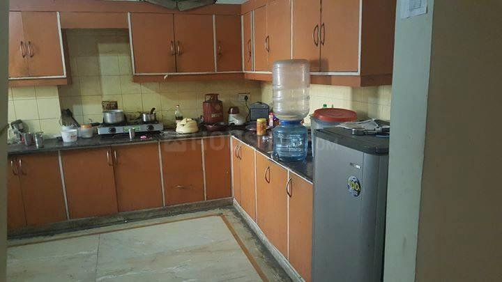 Kitchen Image of 1500 Sq.ft 3 BHK Apartment for rent in Vaishali for 20500