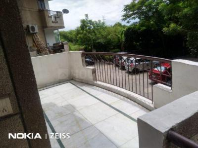 Balcony Image of PG Feel Likes Home in Sector 14 Dwarka
