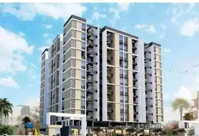 Gallery Cover Image of 670 Sq.ft 1 BHK Apartment for buy in Millennium Manor, Moshi for 2577000