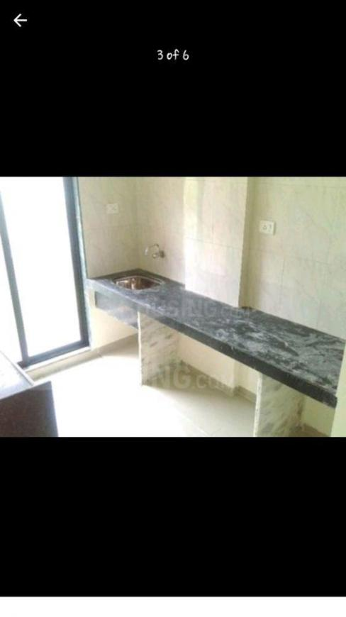 Kitchen Image of 568 Sq.ft 1 BHK Apartment for rent in Karjat for 4000