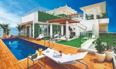Gallery Cover Image of 1575 Sq.ft 3 BHK Apartment for buy in EVK Avasa, Kollur for 5040000