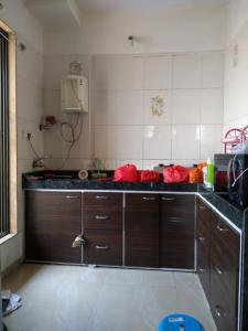 Gallery Cover Image of 450 Sq.ft 1 BHK Apartment for rent in Kopar Khairane for 23000