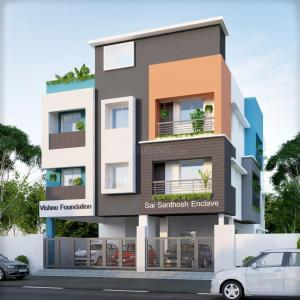 Gallery Cover Image of 1187 Sq.ft 2 BHK Independent Floor for buy in Iyyappanthangal for 7000000