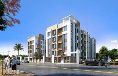 Gallery Cover Image of 1001 Sq.ft 3 BHK Apartment for buy in Rajpur Sonarpur for 3953950