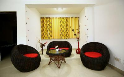 Living Room Image of Preet PG Best PG In Vasant Kunj in Vasant Kunj