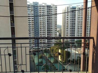 Gallery Cover Image of 972 Sq.ft 2 BHK Apartment for rent in Asawari, Nanded for 15000
