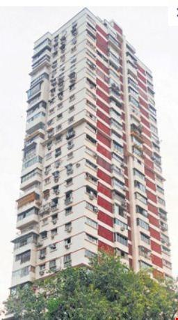 Building Image of 960 Sq.ft 2 BHK Apartment for rent in Cuffe Parade for 130000