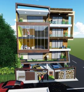 Gallery Cover Image of 3240 Sq.ft 4 BHK Independent Floor for buy in Sector 21C for 12900000