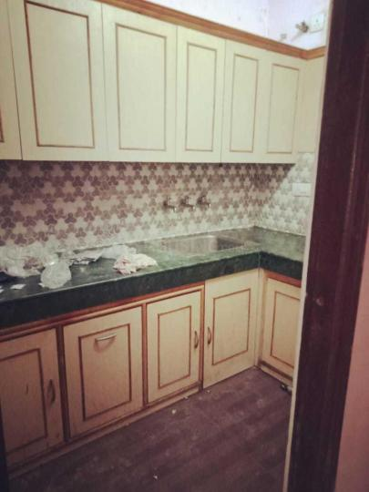 Kitchen Image of 700 Sq.ft 1 BHK Independent House for rent in Sector 47 for 15000