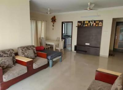 Gallery Cover Image of 1500 Sq.ft 2 BHK Apartment for rent in Kopar Khairane for 28000