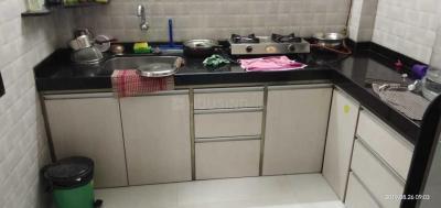 Gallery Cover Image of 1000 Sq.ft 1 RK Apartment for rent in Kopar Khairane for 16000