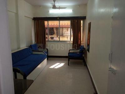 Gallery Cover Image of 600 Sq.ft 1 BHK Apartment for rent in Baba Sadan Building, Andheri West for 25000