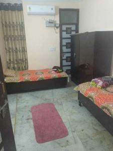 Bedroom Image of Lavanya PG Delhi in Janakpuri