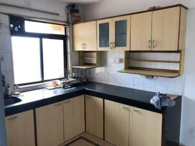 Gallery Cover Image of 970 Sq.ft 2 BHK Apartment for rent in HDIL Dheeraj Gaurav Heights, Andheri West for 48000