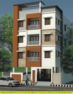 Gallery Cover Image of 1065 Sq.ft 2 BHK Apartment for buy in Alandur for 8500000