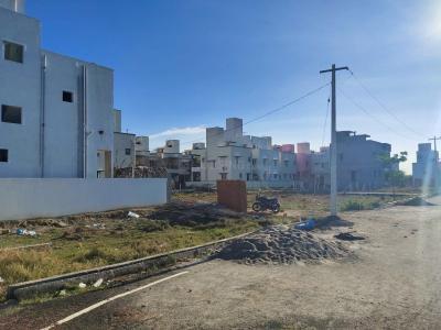Gallery Cover Image of 700 Sq.ft Residential Plot for buy in Ottiambakkam for 2250000