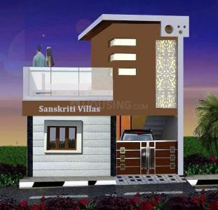 Gallery Cover Image of 620 Sq.ft 2 BHK Independent House for buy in Aarvanss Mansarovar Park, Lal Kuan for 2300000