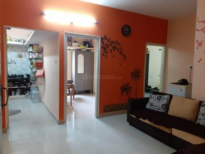 Gallery Cover Image of 1500 Sq.ft 2 BHK Independent House for rent in Subramanyapura for 11500