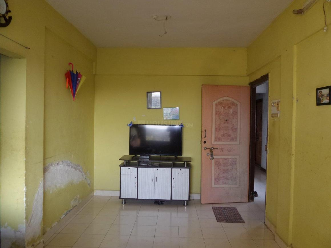 Living Room Image of 565 Sq.ft 1 BHK Apartment for rent in Thakurli for 7000