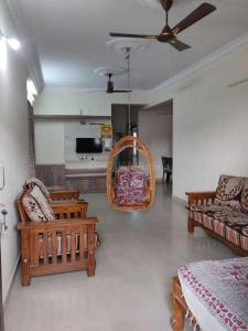 Gallery Cover Image of 1840 Sq.ft 3 BHK Apartment for rent in Kondapur for 27000