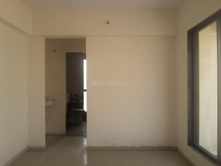 Living Room Image of 650 Sq.ft 1 BHK Apartment for rent in Kharghar for 8000