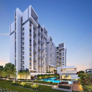 Gallery Cover Image of 462 Sq.ft 1 BHK Apartment for buy in Bavdhan for 3480000