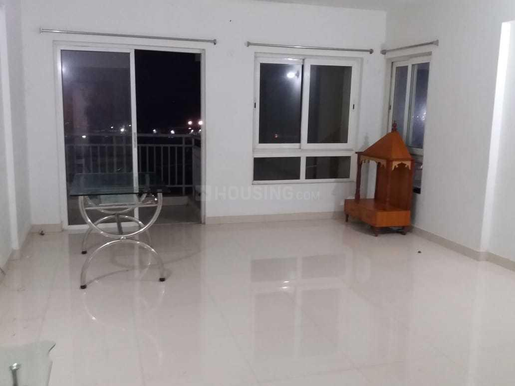 Living Room Image of 1750 Sq.ft 3 BHK Apartment for rent in New Town for 18000