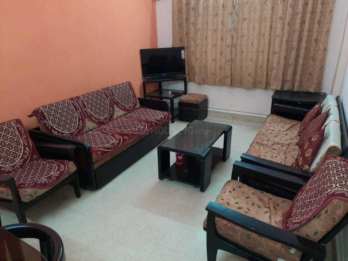 Living Room Image of 1000 Sq.ft 2 BHK Apartment for rent in Andheri West for 48000