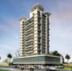 Gallery Cover Image of 1160 Sq.ft 2 BHK Apartment for buy in Shikha Tower, Kopar Khairane for 14000000