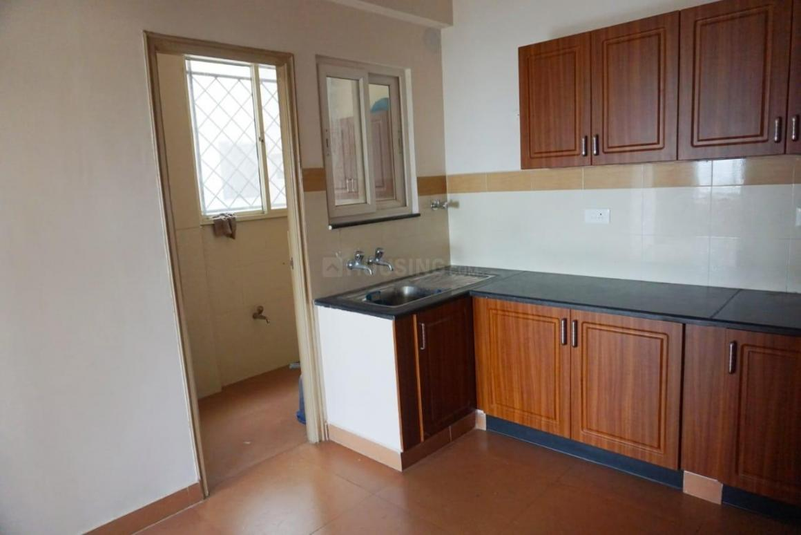 Kitchen Image of 1200 Sq.ft 3 BHK Independent House for rent in Padmanabhanagar for 18000