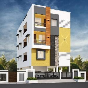 Gallery Cover Image of 1145 Sq.ft 3 BHK Apartment for buy in Gokulam Homes, Madipakkam for 7000000