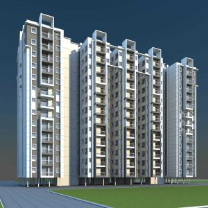 Gallery Cover Image of 1500 Sq.ft 3 BHK Apartment for buy in Bachupally for 4500000