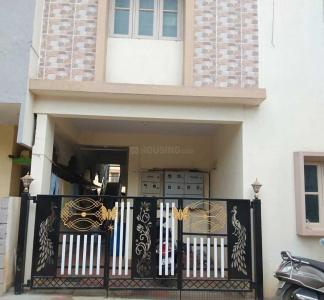 Gallery Cover Image of 400 Sq.ft 1 BHK Independent House for rent in Electronic City for 6000