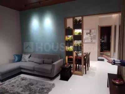 Gallery Cover Image of 1000 Sq.ft 3 BHK Apartment for buy in Blue Ridge Tower B6, Hinjewadi for 7000000