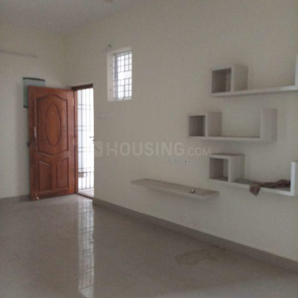 Living Room Image of 560 Sq.ft 1 BHK Independent House for buy in Kolathur for 3800000