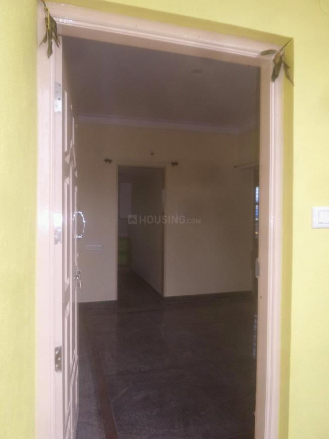 Main Entrance Image of 450 Sq.ft 1 BHK Apartment for rent in Bagalakunte for 8000