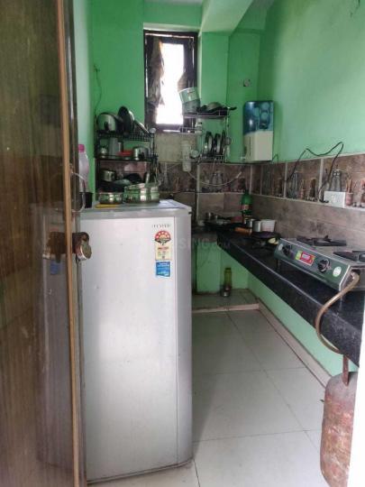 Kitchen Image of Gayatri PG For Girls in Chhattarpur