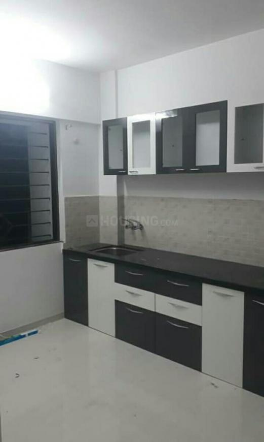 Kitchen Image of 1050 Sq.ft 2 BHK Apartment for rent in Hadapsar for 23000