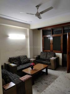 Gallery Cover Image of 900 Sq.ft 2 BHK Independent Floor for rent in Khirki Extension for 22000