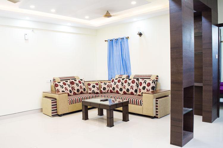 Living Room Image of PG 4642336 K R Puram in Krishnarajapura