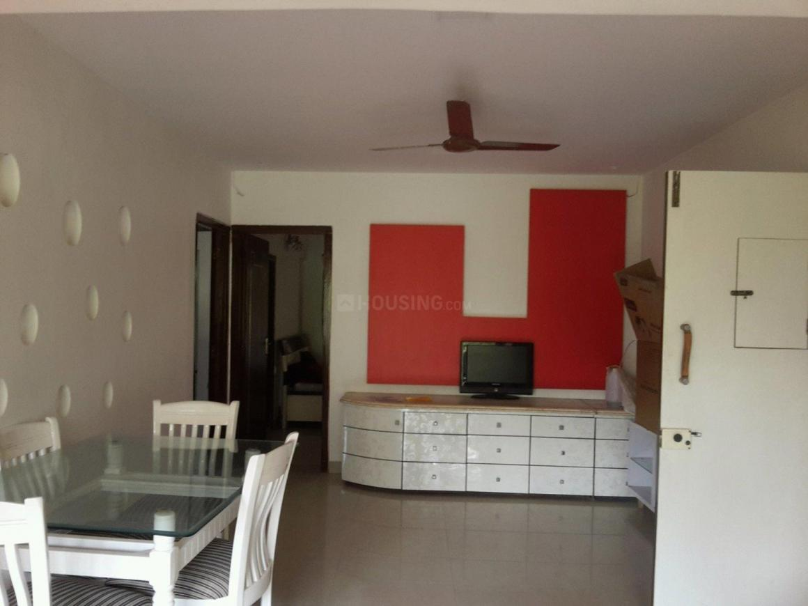 Living Room Image of 1500 Sq.ft 3 BHK Apartment for rent in Andheri West for 65000