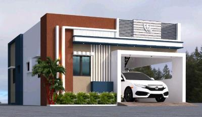 Gallery Cover Image of 1200 Sq.ft 2 BHK Villa for buy in Urapakkam for 5850000