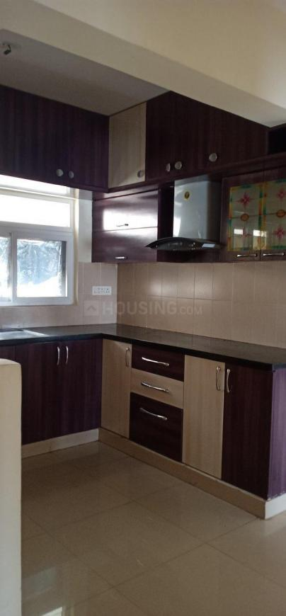 Kitchen Image of 1050 Sq.ft 2 BHK Apartment for rent in Kudlu Gate for 28000