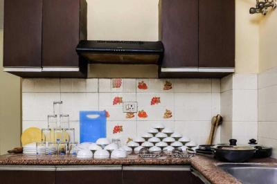 Kitchen Image of PG 4314601 Sehatpur in Sehatpur
