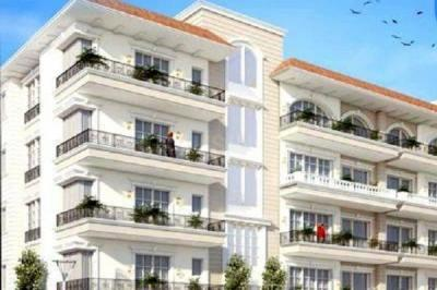 Gallery Cover Image of 1896 Sq.ft 3 BHK Apartment for buy in Canvas Natures Canvas 85, Sector 85 for 7200054